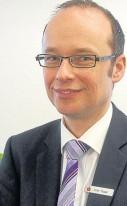 Armin Stepper, Firmenkunden Center Leiter, Beratung Firma