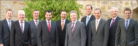 Firmenkundenberater der Volksbank Hohenzollern-Balingen